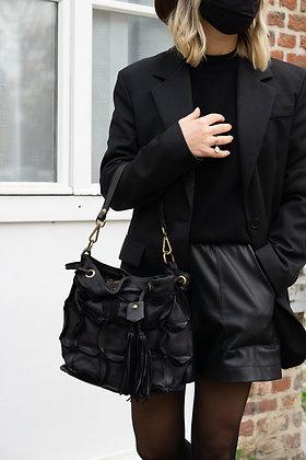 Helbert vintage Bloss Leather Handbag