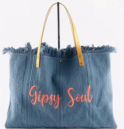 Gipsy Soul Canvas Bag