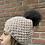Thumbnail: Beanie Chunky knits JJ90 Blush  - Jijou Capri