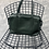Thumbnail: Belfort ForestGreen Grained Leather Handbag - Jijou Capri