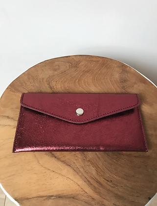 Wallet Bobo Metallic Cherry - Jijou Capri