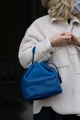 Blue Baya Crossbody bag - Jijou Capri