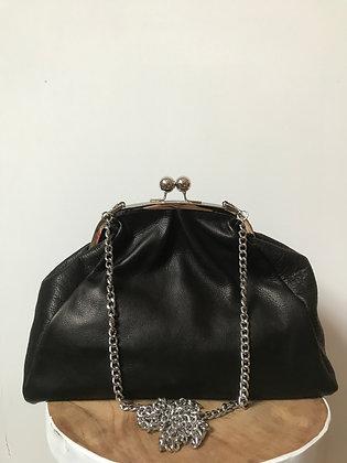Cherie Black Crossbody bag - Jijou Capri