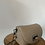 Thumbnail: Lily Bamboo Taupe Leather Crossbody bag - Jijou Capri