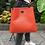 Thumbnail: Montecarlo Grained Leather Handbag