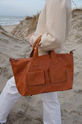 Monica Vintage Leather Handbag