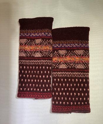 Woven Fingerless Gloves : 200001 Col 5 - Jijou Capri