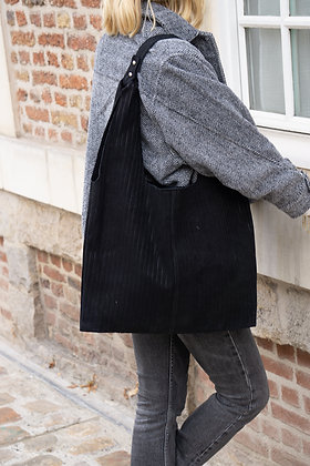 Isabelle Rigato Leather Tote Bag