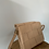 Thumbnail: Beige Damier Crossbody Bag - Jijou Capri