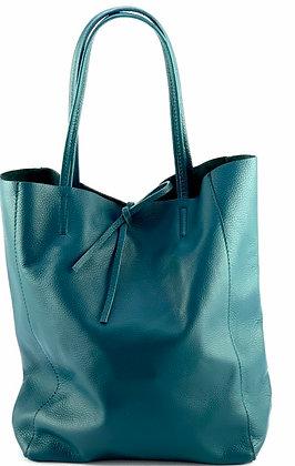 Basic Leather Tote Bag