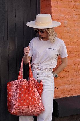 Maxi bandana Beach Bag