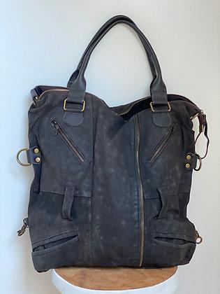 Brown Giacca Vintage Handbag - Jijou Capri
