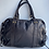 Thumbnail: Dark Brown Hana Vintage Leather Handbag - Jijou Capri
