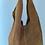 Thumbnail: Camel Isabelle Rigato Leather Tote Bag - Jijou Capri