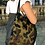 Thumbnail: Leather Half Pony Camo Tote Bag - Jijou Capri