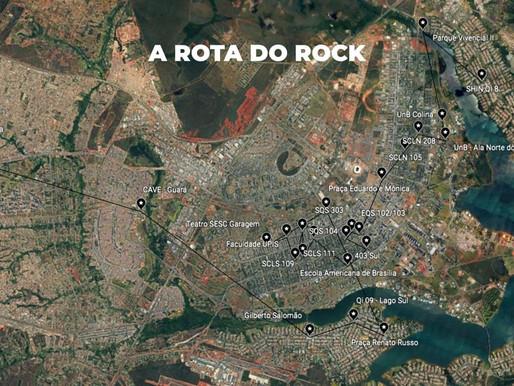 Dia Mundial do Rock: Brasília ganha rota turística para homenagear gênero musical