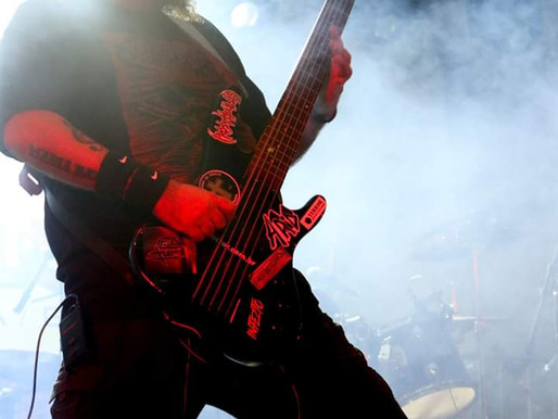 Banda Mitsein anuncia novo baixista