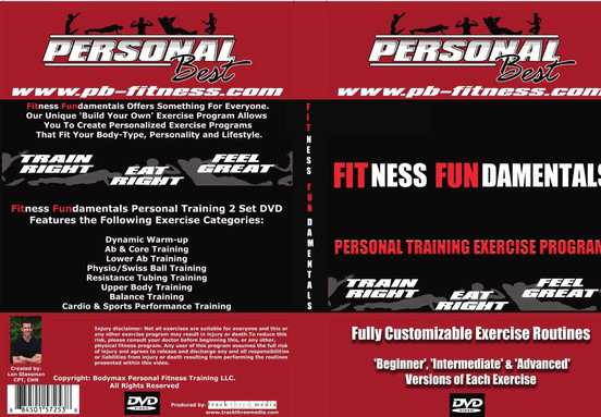 Fitness Fundamentals Personal Training Introduction