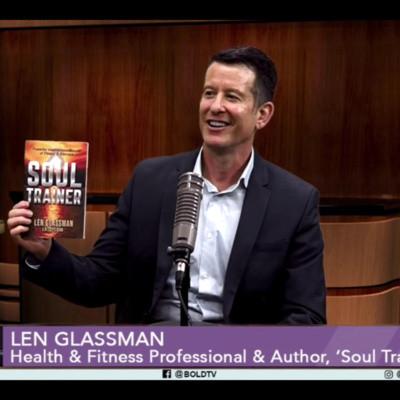 Quarantine Phone Calls Podcast - Interview with Len Glassman