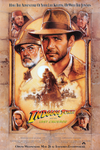 Theatrical release poster by Drew Struzan