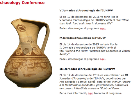 Let's start! One-day conference on Multidisciplinary Archaeology