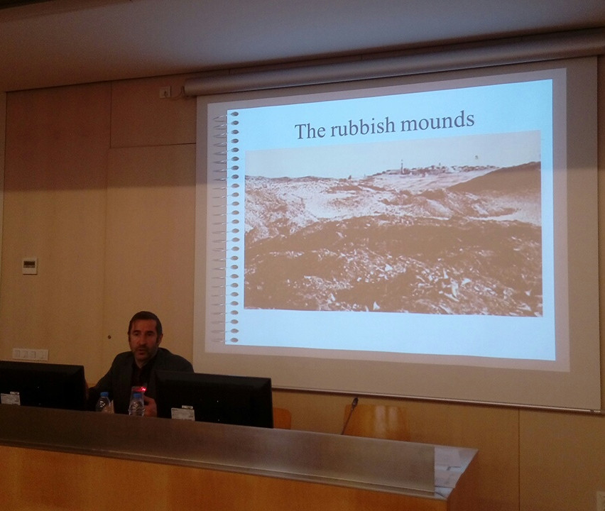 Archaeology Day at UPF