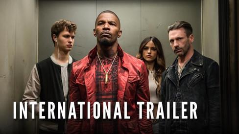 Baby Driver International Trailer