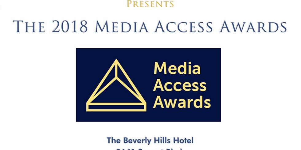 The 2018 Media Access Awards