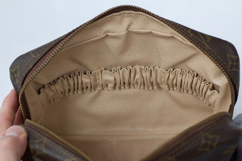 603996a4ee36 This Louis Vuitton Toiletry bag is a great example of vintage perfection