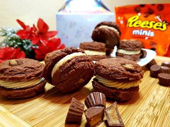 Reese's sandwich cookies