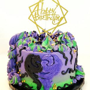 Disney Decendants Cake
