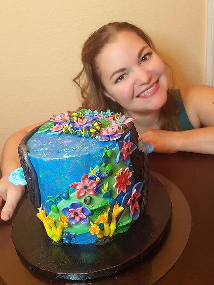 Me and avatar cake flowers.jpg