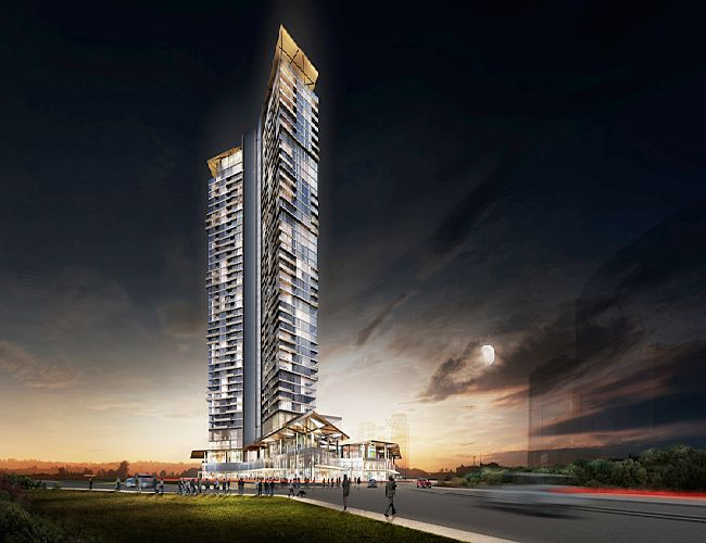 ONE TOWER Residence