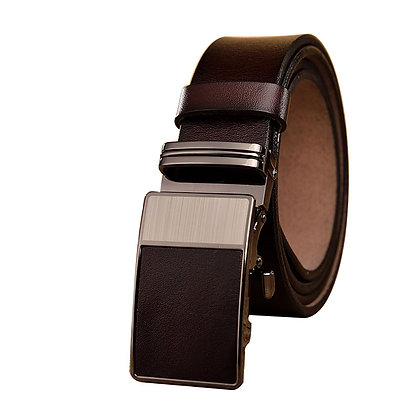 AUTOMATIC ICON BROWN BELT