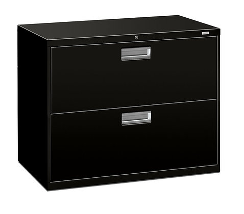 """Brigade 2 Drawer Lateral File - 19.25""""D x 36""""W"""