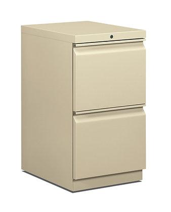 """Mobile Box-Box-File Pedestal - 15""""W x 20""""D"""