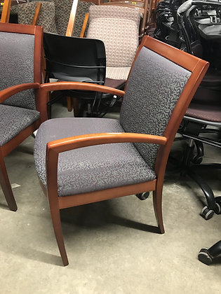 #376, Pre-Owned SMED Wooden Side Chairs