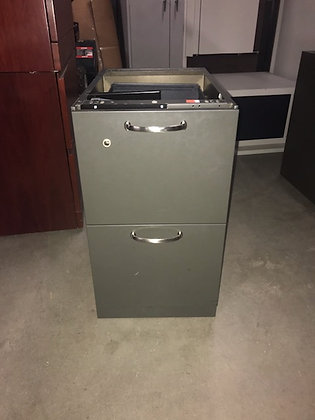 #427, Pre-Owned Steelcase File-File Pedestals