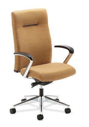 Executive High-Back Task Chair w/ Synchro-Tilt