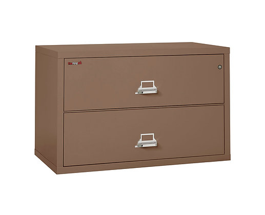 """FireKing Fireproof Lateral File Cabinet 