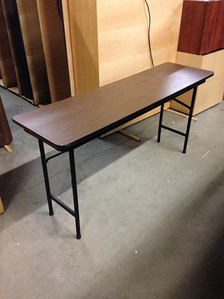 """#216, Pre-Owned 18"""" x 60"""" Folding Tables"""