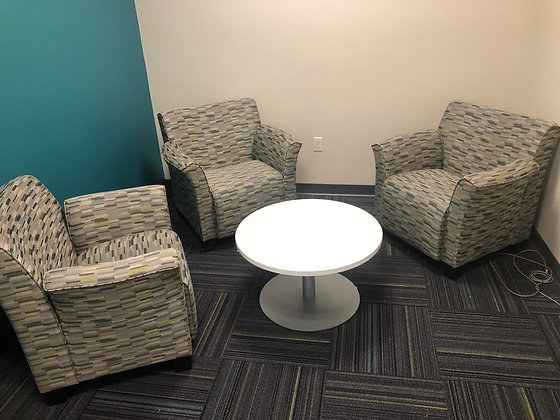 #486, Pre-Owned Steelcase Jenny Lounge Chairs