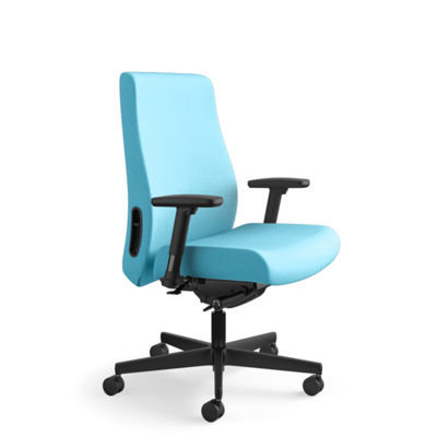 Mid-Back Big and Tall Task Chair
