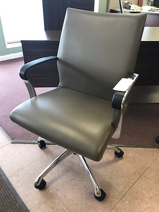 #495, Pre-Owned Steelcase Coalesse Chord Conference Chairs