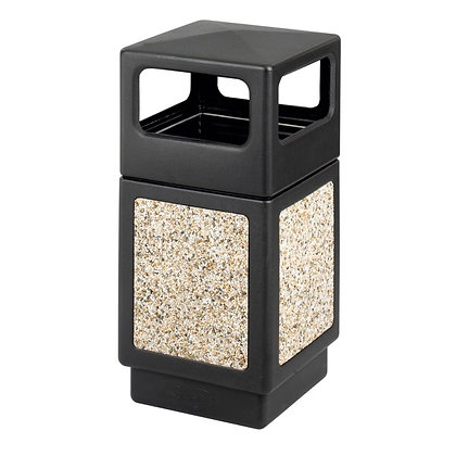Canmeleon, Indoor/outdoor Trash Can, 38 gallon