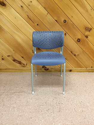 #134, Pre-Owned Izzy Stacking Cafe Chairs