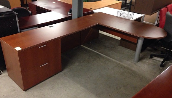 #264, Pre-Owned P Top Desks
