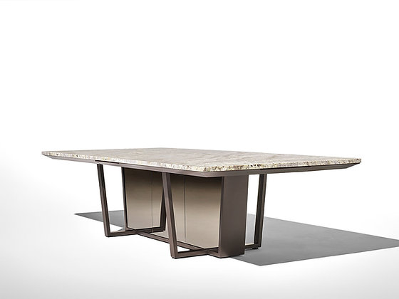 Stone Top Conference Table
