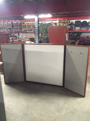#71, Pre-Owned 4'x4' Wall Mounted Boardroom Boards