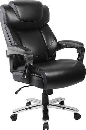 Leather Executive Swivel Ergonomic Office Chair